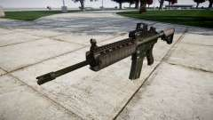Maschine M4A1 Ziel