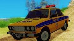 VAZ 2106 GAI