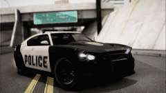 Bravado Buffalo S Police Edition (IVF)