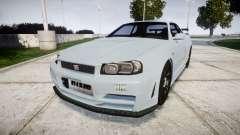 Nissan Skyline R34 GT-R NISMO Z-tune [RIV]