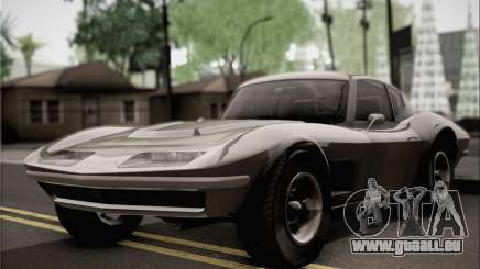 Invetero Coquette Classic v1.1 pour GTA San Andreas