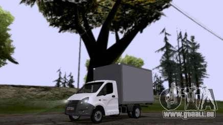 Gazelle Prochaine pour GTA San Andreas