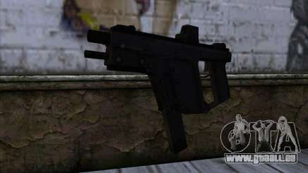 Tec9 from State of Decay für GTA San Andreas