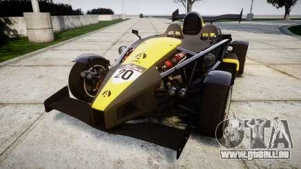 Ariel Atom V8 2010 [RIV] v1.1 Hauminator pour GTA 4