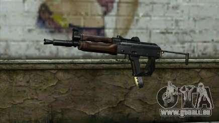 Gun Cheetah für GTA San Andreas
