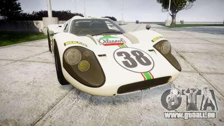 Ford GT40 Mark IV 1967 PJ Oilzanol 38 für GTA 4