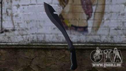 Machete from Far Cry für GTA San Andreas