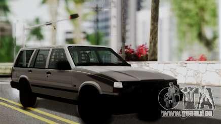 Volvo 940 für GTA San Andreas