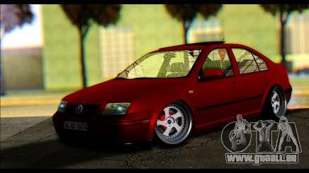 Volkswagen BorAir pour GTA San Andreas