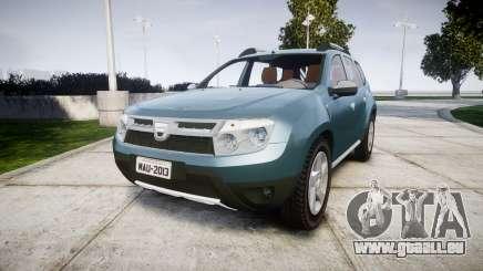 Dacia Duster 2013 pour GTA 4