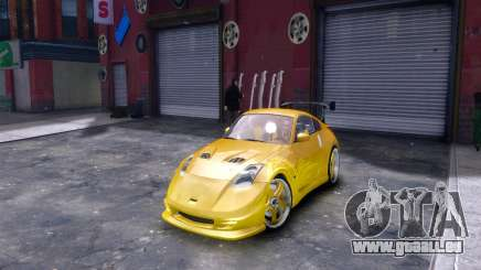 Nissan 350Z Fast And Furious Tokyo Drift pour GTA 4