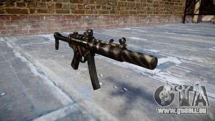 Gun MP5SD DRS FS c-Ziel für GTA 4