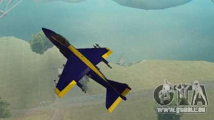 BlueAngels Hydra für GTA San Andreas