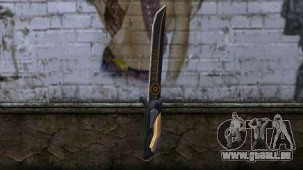 Olga Knife from Remember Me pour GTA San Andreas