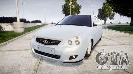 ВАЗ-Lada 2170 Priora Ampoule pour GTA 4