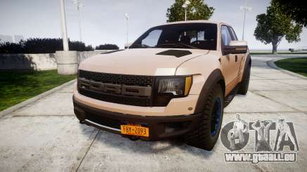 Ford F-150 Raptor pour GTA 4