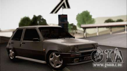 Renault 5 pour GTA San Andreas