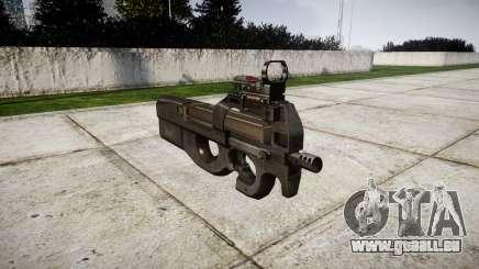 Belgische Maschinenpistole, FN P90 für GTA 4