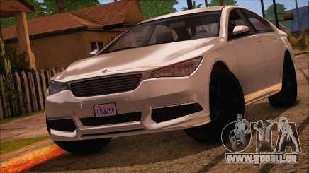 GTA 5 Ubermacht Sport IVF für GTA San Andreas