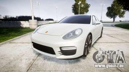 Porsche Panamera GTS 2014 pour GTA 4