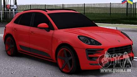 Porsche Macan Vossen pour GTA San Andreas