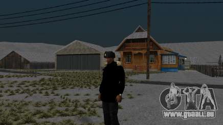 Veste d'hiver pour GTA San Andreas