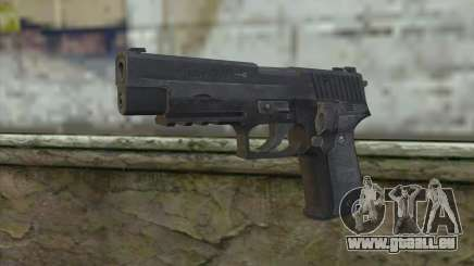 P226 from COD: Ghosts pour GTA San Andreas