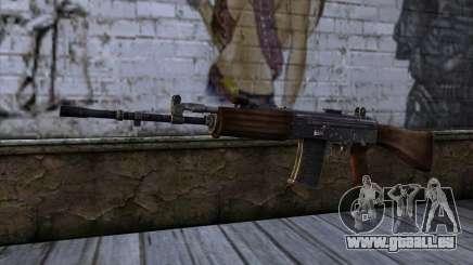 IOFB INSAS from Sniper Ghost Warrior 2 für GTA San Andreas