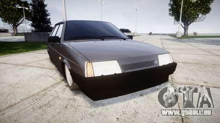 VAZ-2109 Neuf pour GTA 4