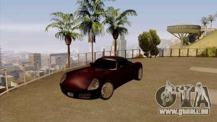 Stinger coupe für GTA San Andreas