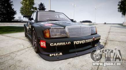 Mercedes-Benz 190E Evo II GT3 PJ 2 für GTA 4