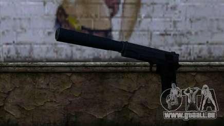 New Silenced Colt45 für GTA San Andreas