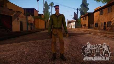 Leet from Counter Strike Condition Zero pour GTA San Andreas