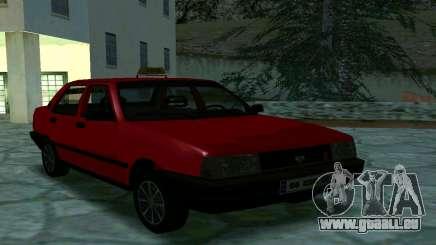 Tofas Sahin Taxi pour GTA San Andreas