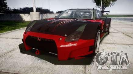 Nissan GT-R Super GT [RIV] für GTA 4
