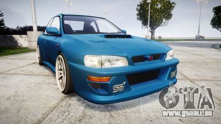 Subaru Impreza 22B Street pour GTA 4