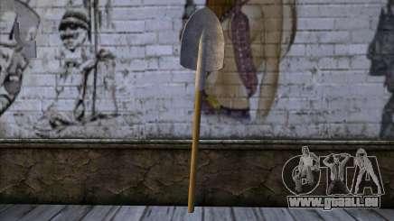 New Shovel pour GTA San Andreas