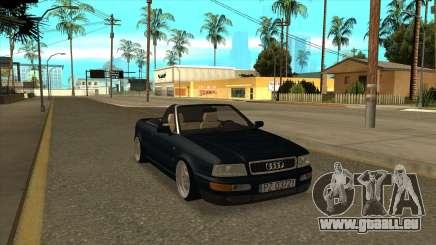 Audi 80 Cabrio pour GTA San Andreas