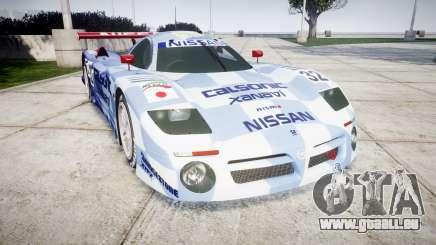 Nissan R390 GT1 1998 pour GTA 4