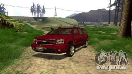 Chevrolet Tahoe Final für GTA San Andreas