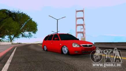 VAZ 2171 für GTA San Andreas