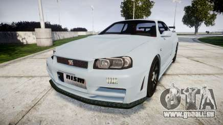 Nissan Skyline R34 GT-R NISMO Z-tune [RIV] pour GTA 4