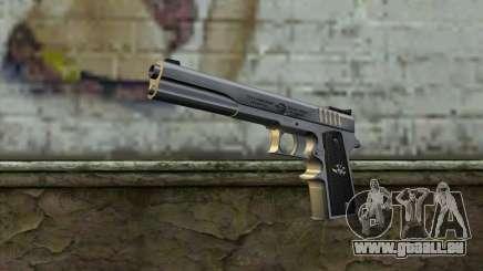 Colt 1911 Silverballer für GTA San Andreas