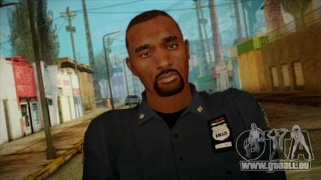 GTA 4 Emergency Ped 8 pour GTA San Andreas troisième écran