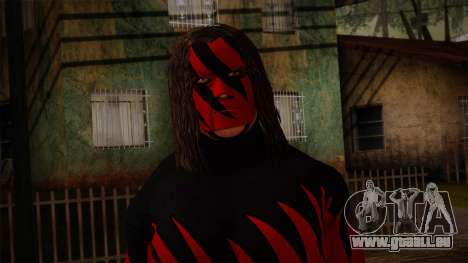 Kane Masked from  Smackdown Vs Raw für GTA San Andreas dritten Screenshot