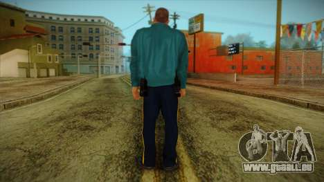 GTA 4 Emergency Ped 3 pour GTA San Andreas deuxième écran