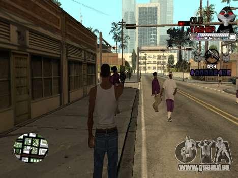 C-HUD Cesar Weezy für GTA San Andreas zweiten Screenshot