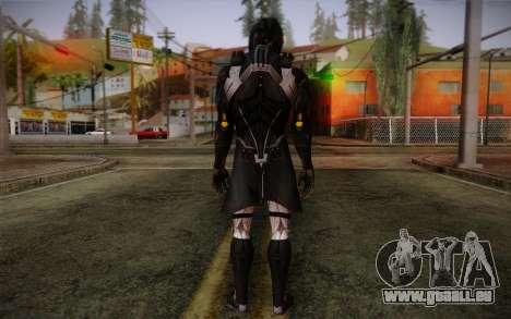 Kei Leng from Mass Effect 3 pour GTA San Andreas deuxième écran