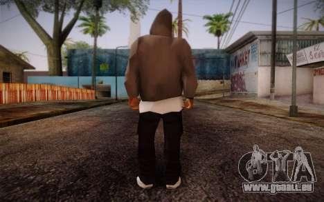New Fam Skin 3 pour GTA San Andreas deuxième écran