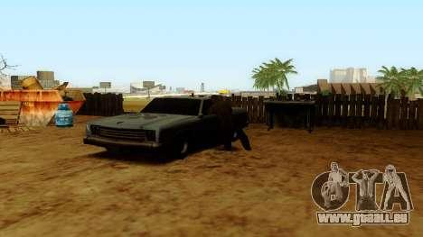 Récupération des stations de Los Santos pour GTA San Andreas sixième écran
